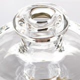 Clear Disc Glass Carb Cap For Sale  For Quartz Banger  Free Shipping