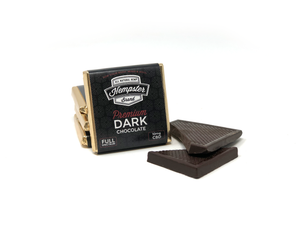 Hemp Infused Belgian Dark Chocolates (10/ct Pouch)