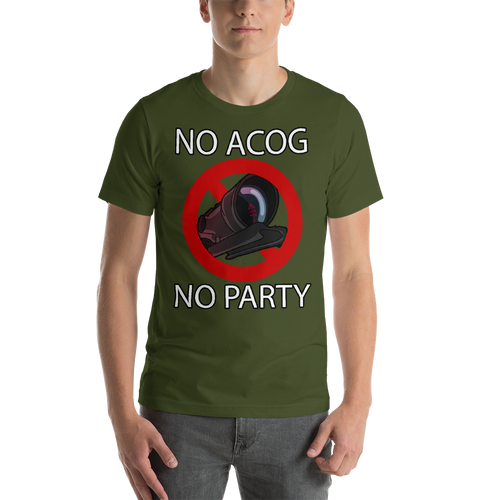 ACOG Banned T-Shirt - The Tura Store