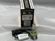 Load image into Gallery viewer, Night Blaster LED Extreme H11 Bulb 6000lm