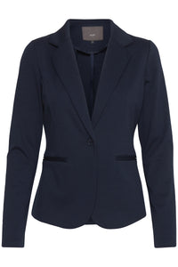 ICHI Kate Blazer in Navy