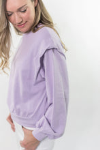 Load image into Gallery viewer, Lilac Sweater