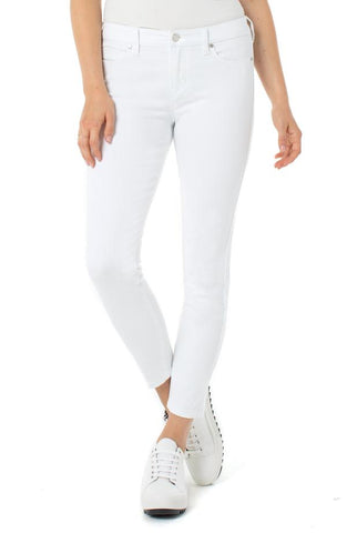 Liverpool Abby Ankle Skinny Stretch Jean