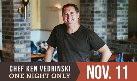 South Eastern Chef Series Ken Vedrinski