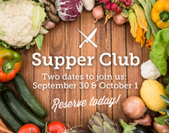 BHB September Supper Club