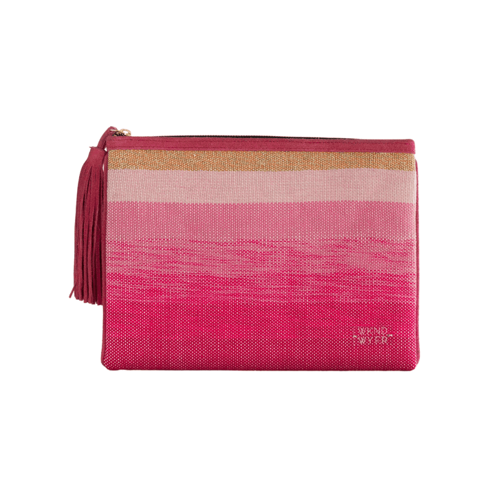 Tequila Sunrise Clutch