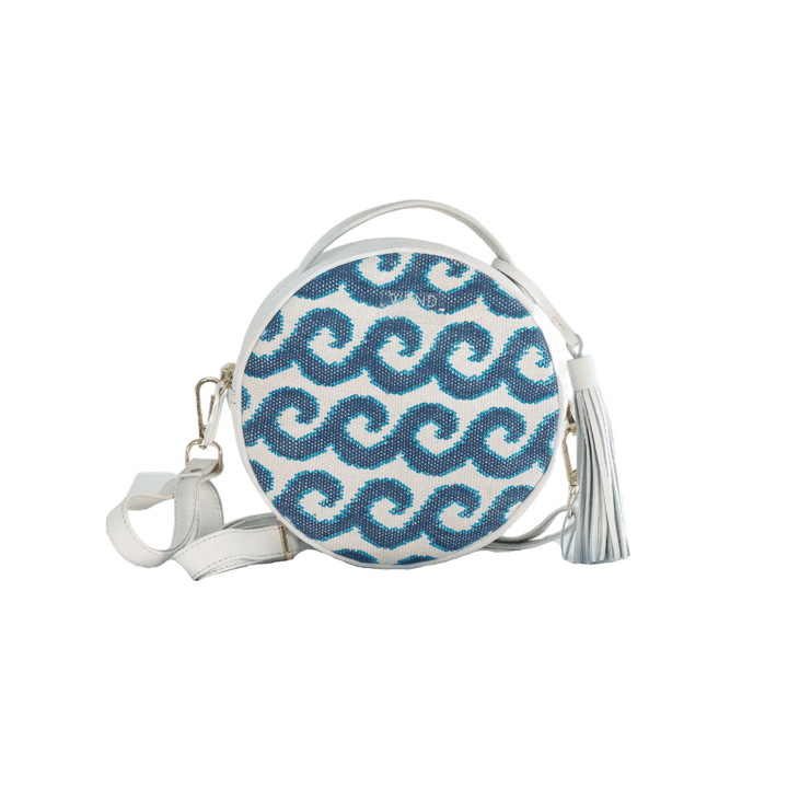 Wave on Wave Crossbody Bag