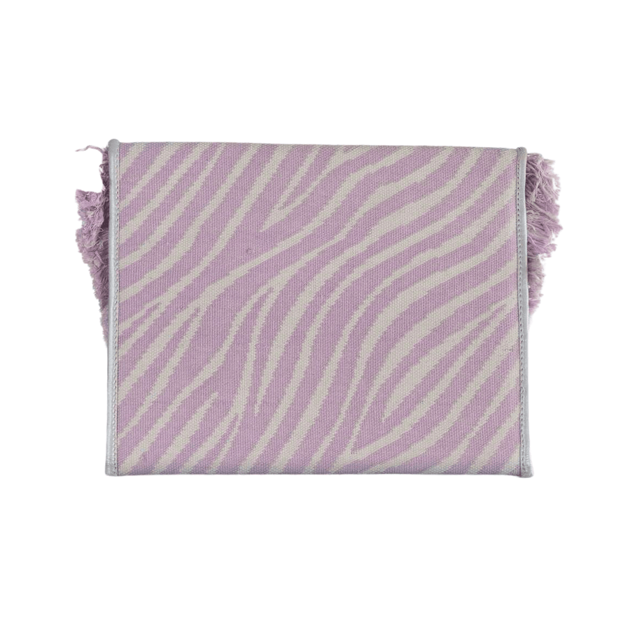 Fringe with Benefits Clutch