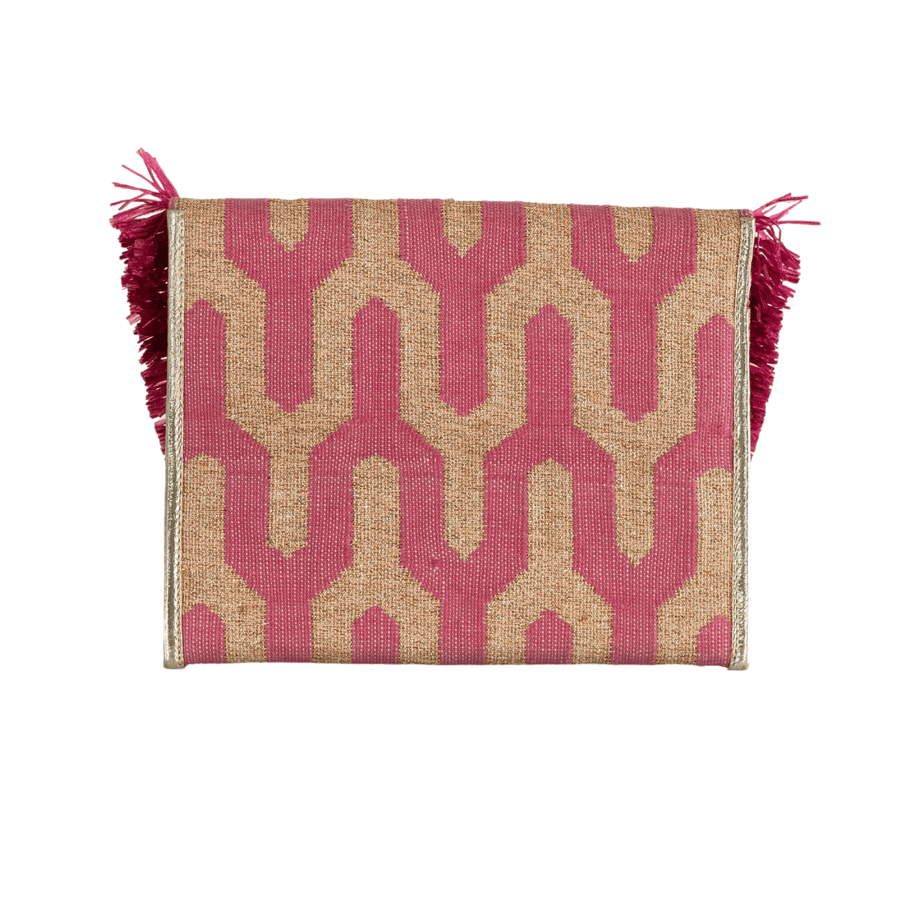 To-Loom Tulum Clutch