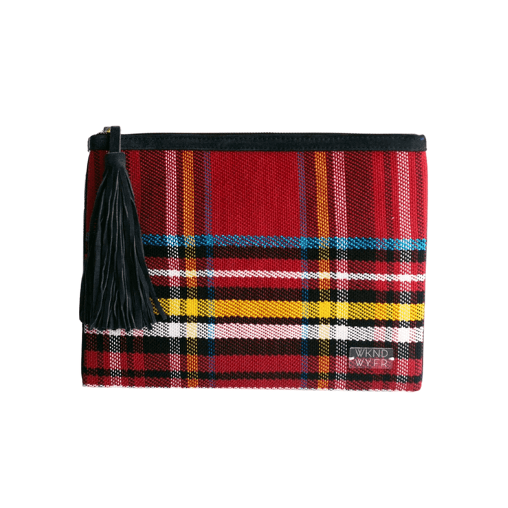 The Tartan Clutch