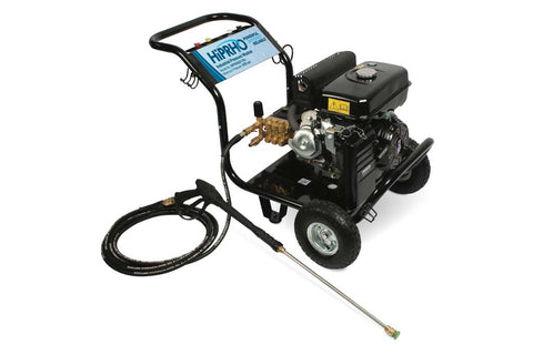 HIPRHO HIPW3635-250 250 Bar Petrol Pressure Washer
