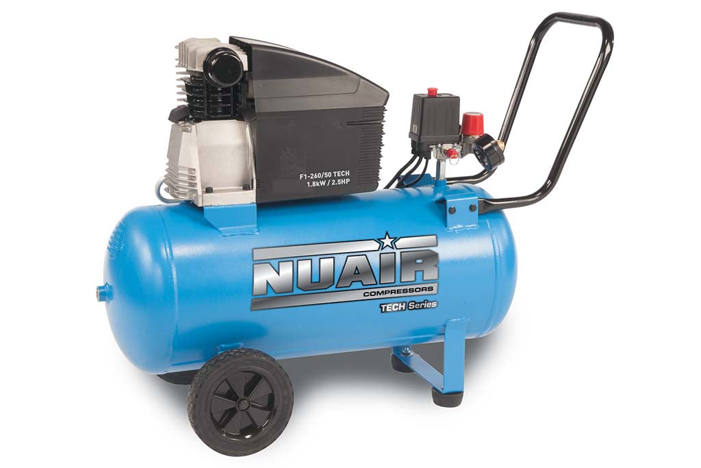 Nuair F1-260/50 TECH Air Compressor