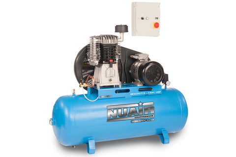 Nuair NB10/270 FT10 DS Air Compressor
