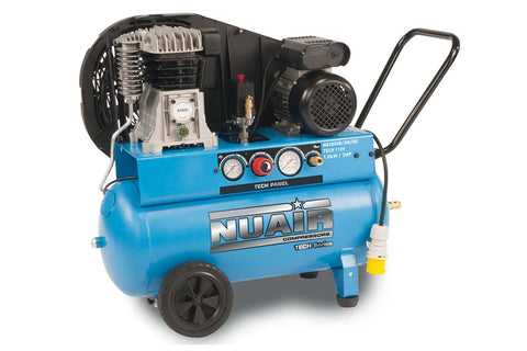 Nuair NB2800B/50/2M Tech 110V Air Compressor