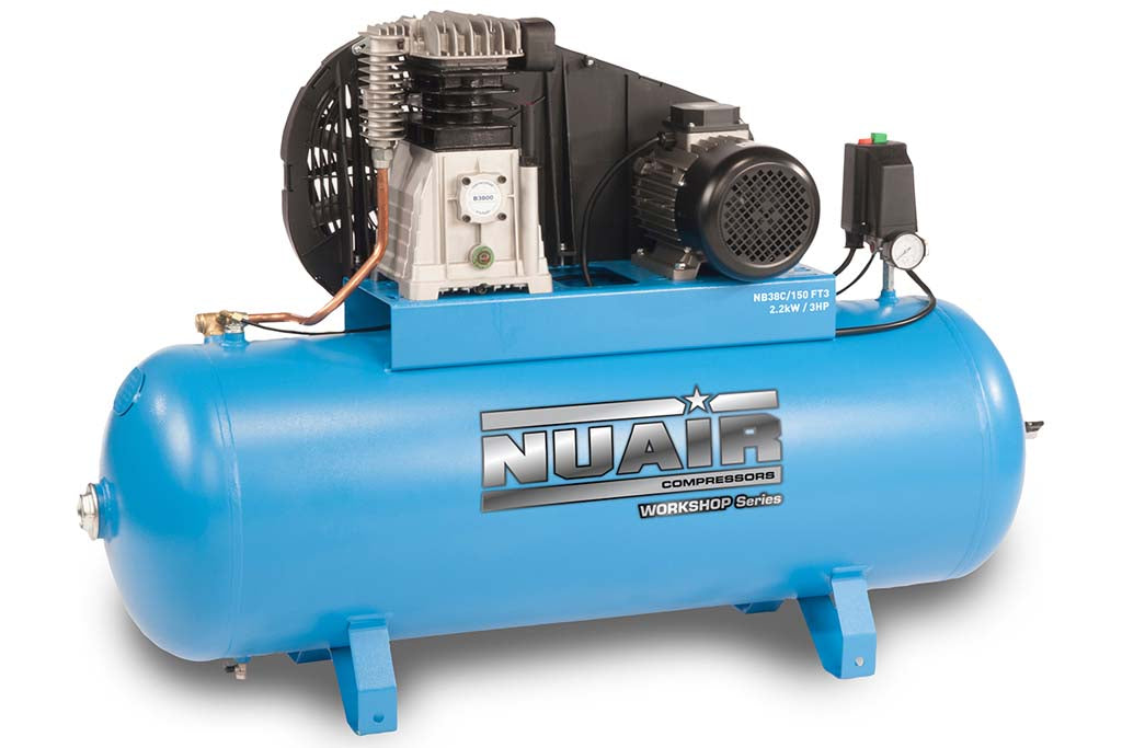 Nuair NB38C/150 FT3 Air Compressor