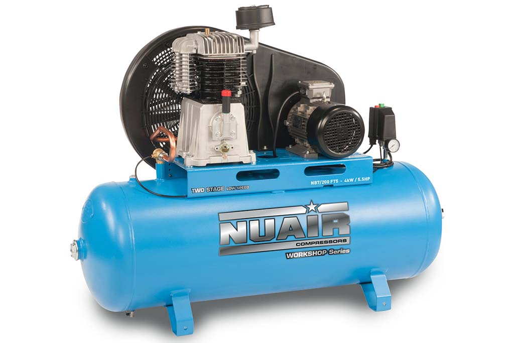 Nuair NB7/200 FT 5.5 Air Compressor