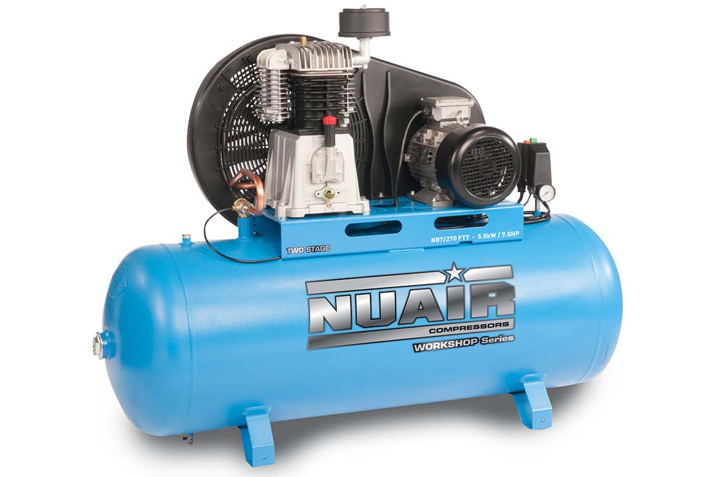 Nuair NB7/270 FT 7.5 Air Compressor