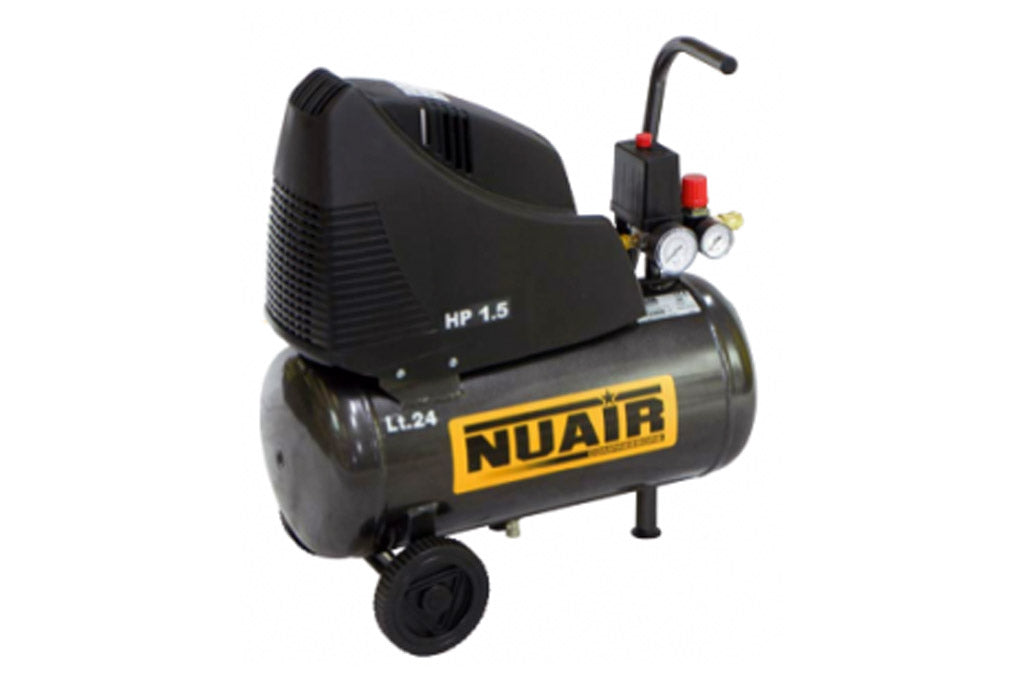 Nuair OM195/24 CM1.5 Black Air Compressor