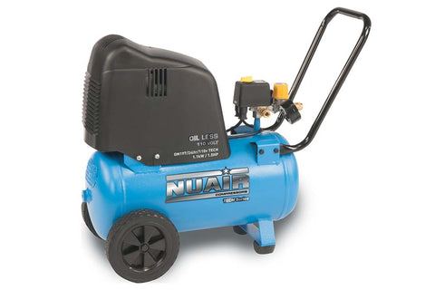 Nuair OM197/24LT Tech 110V Air Compressor