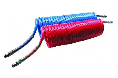 "Nylon Compact Recoil Hose 1/4"" BSPT Male"