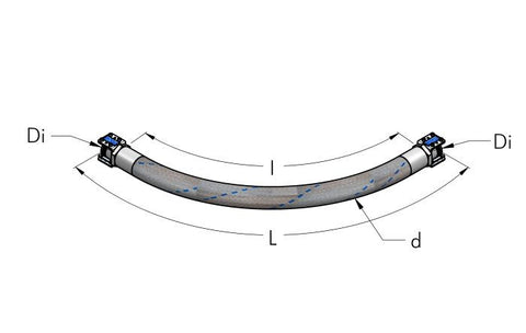 Teseo HBS Flexible Joint HBS-HBS Connection