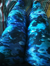 Load image into Gallery viewer, Luesque Mermaid's Cove Casualwear Leggings
