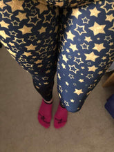 Load image into Gallery viewer, Luesque Starlight Sprinkle Full Length Leggings