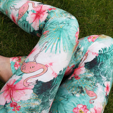 Load image into Gallery viewer, Luesque Lost In Paradise Casualwear Leggings