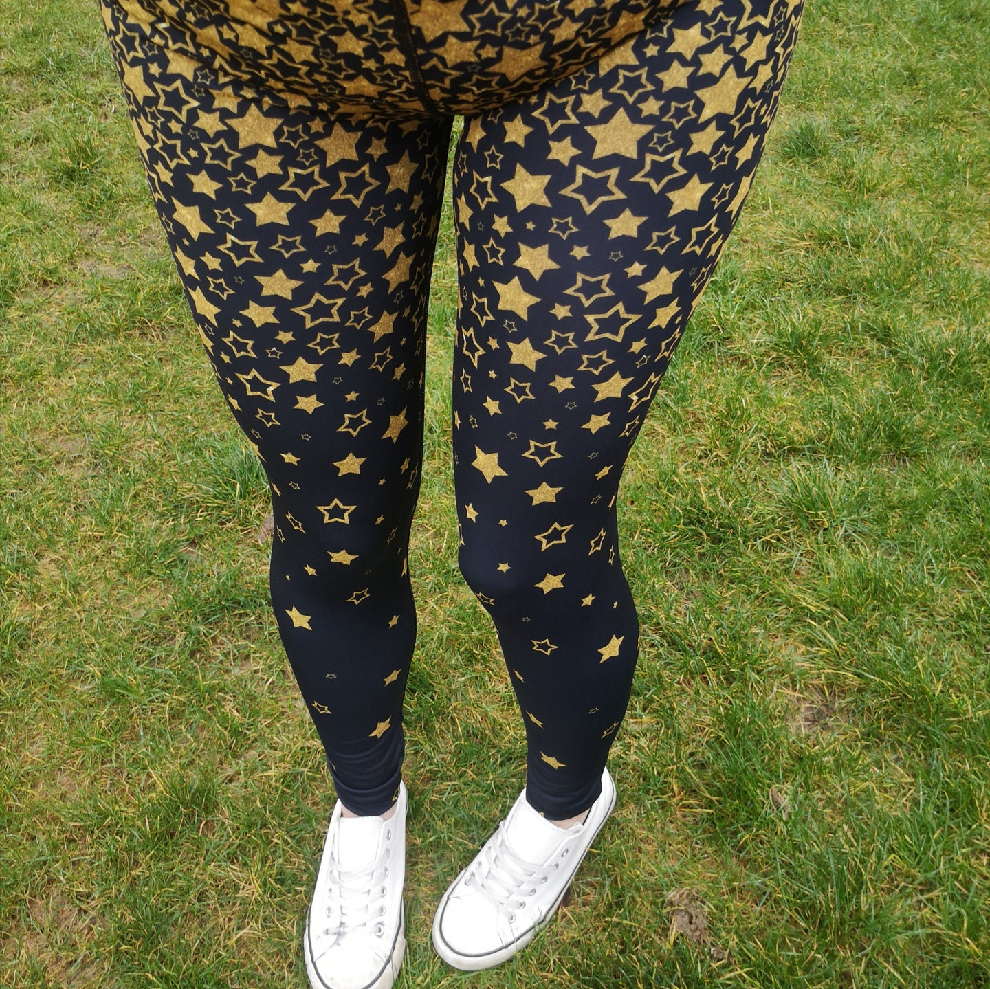 Luesque VERSION 3 Starlight Sprinkle Full Length Leggings