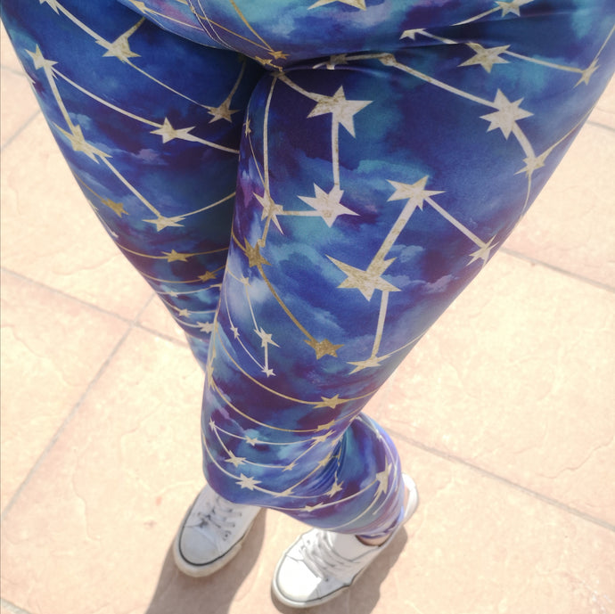 Luesque Constellations Casualwear Leggings