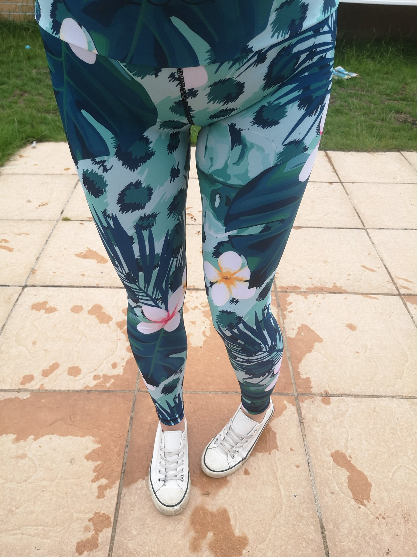 Luesque VERSION 3 Jungle Queen Full Length Leggings