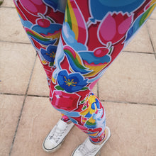 Load image into Gallery viewer, Luesque VERSION 3 All the Fun of the Fair Full Length Leggings