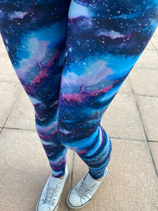 Luesque Mesmerising Aura Casualwear Leggings