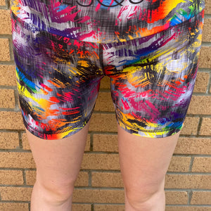 Luesque VERSION 3 Rainbow Roar Shorts
