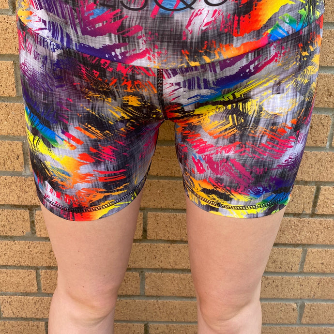 VERSION 3 Rainbow Roar Shorts
