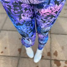 Load image into Gallery viewer, Luesque Day of the Dead Full Length Leggings
