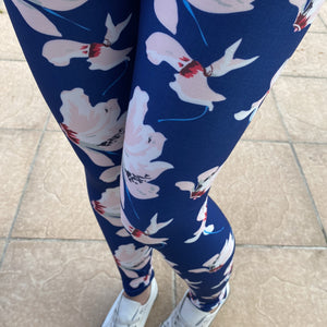 Luesque Botanical Beauty Casualwear Leggings