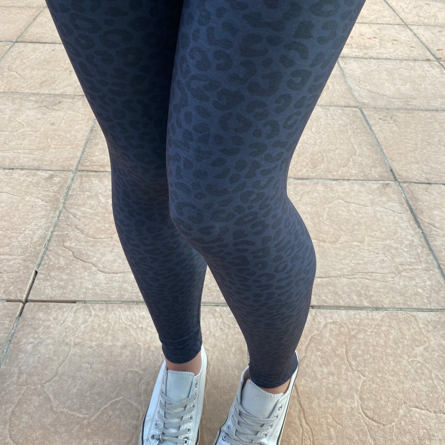Luesque Peaceful Leopard Casualwear Leggings