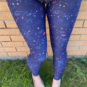 VERSION 3 Into the Night Full Length Leggings