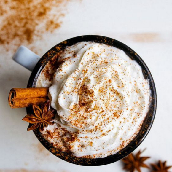 Coconut Pumpkin Latte Candle BBW Type