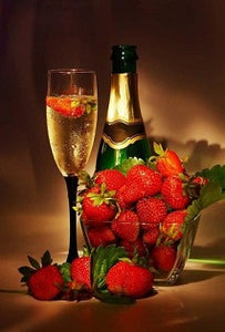Strawberries and Champagne
