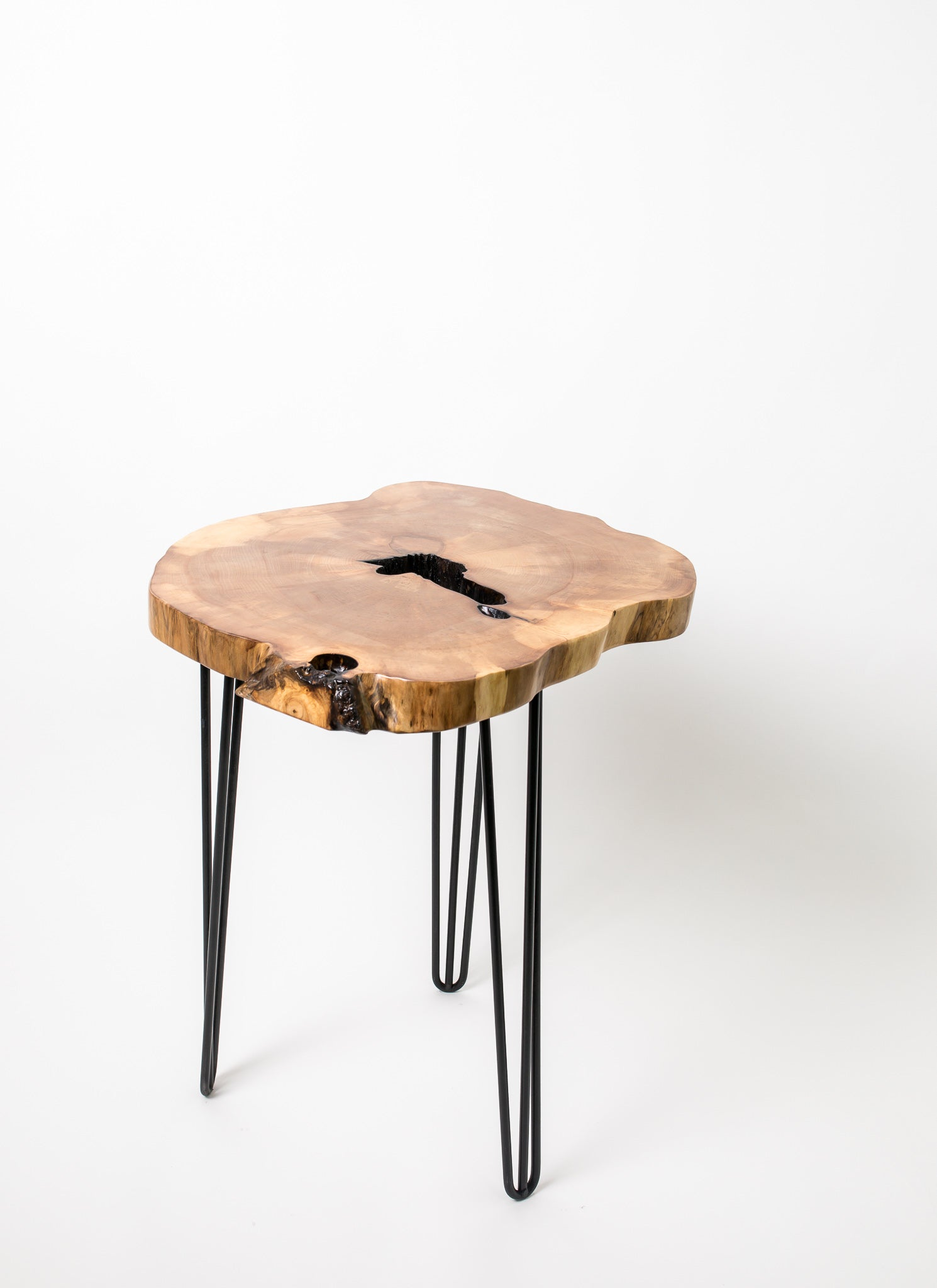 Hair Pin Leg Table