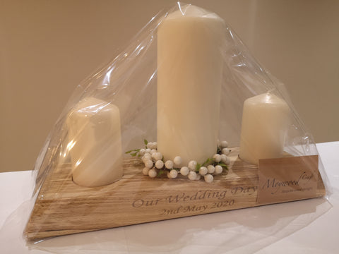 Unity Wedding Candle