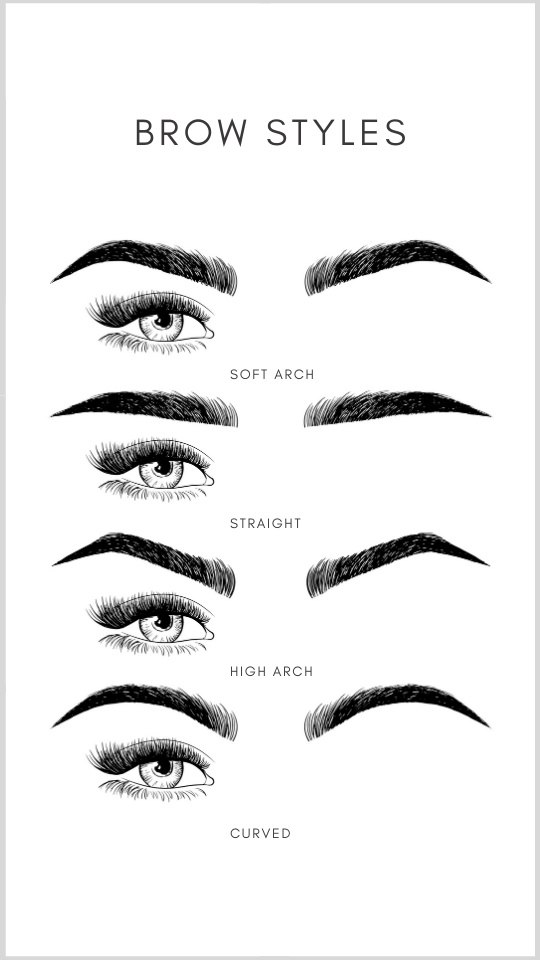 Eyebrow Designs