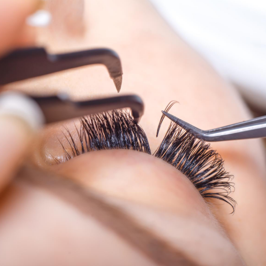 Eyelash Extensions in Singapore at Lash Inc SG