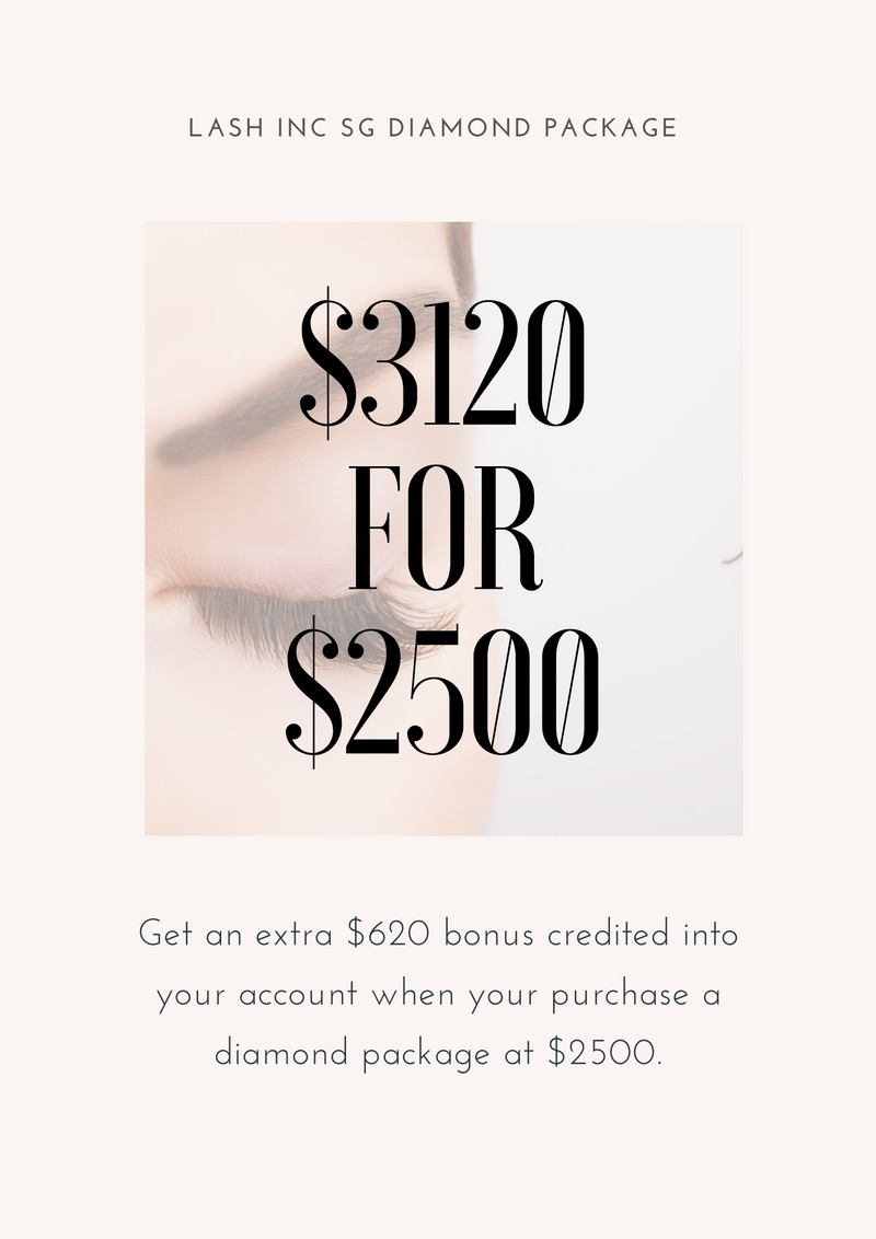 Eyelash Extensions Eyebrow Embroidery Deals Package Singapore