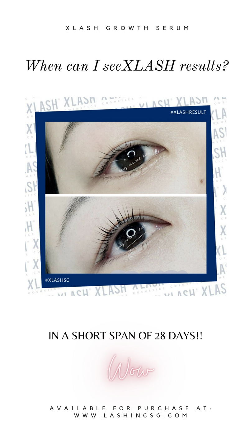 Eyelash Growth Serum Singapore