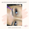 Microshading Brow Embroidery Singapore