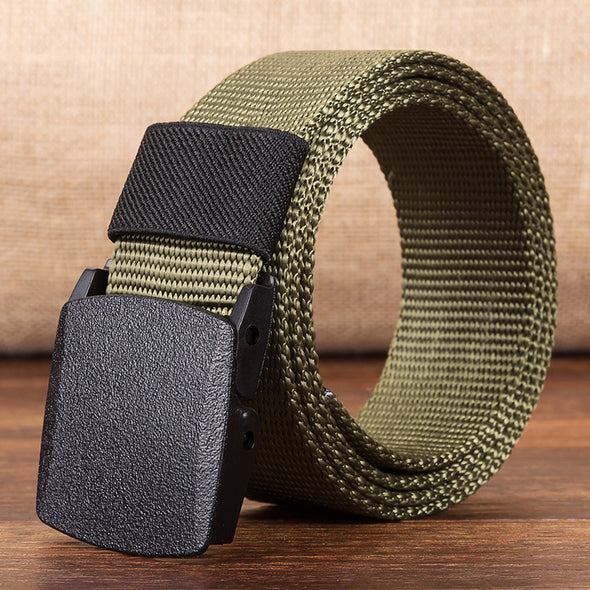 Canvas Belt for men - PoacherOnline