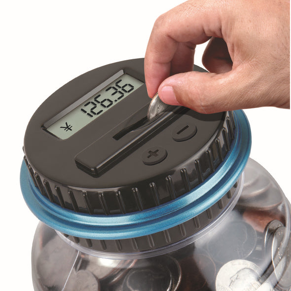 Digital Counting Coin Box - PoacherOnline